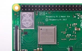 New Raspberry Pi 3 Model B+ now on sale