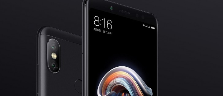 Xiaomi launches updated Redmi Note 5 with brighter camera