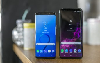 First software update is now rolling out to the Galaxy S9 and S9+ in the US