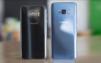 Oreo update rolling now to the Galaxy S8 and S8+ on Verizon