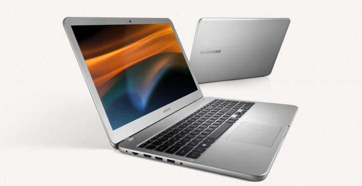 Samsung unveils Notebook 5 and 3: a trio of light, practical laptops