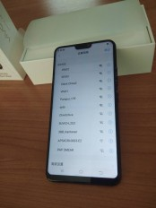 vivo V9 hands-on images