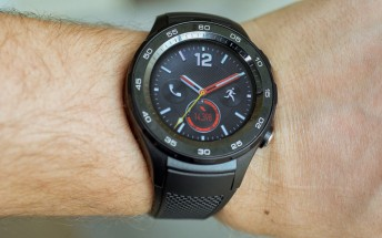 Wear OS gets Android P developer preview for Huawei Watch 2