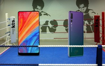 Weekly poll results: it's a tie! Huawei P20 Pro and Xiaomi Mi 2s loved equally