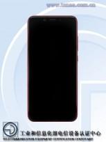 Xiaomi Mi 6X (photos by TENAA)