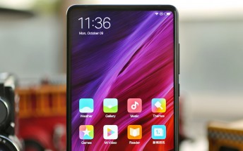 Leaked MIUI source code hints at in-display fingerprint reader on the Xiaomi Mi 7
