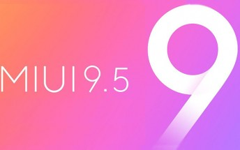 MIUI 9.5 to hit over 30 Xiaomi smartphones