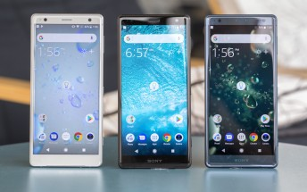 Sony Xperia XZ2 and XZ2 Compact are up for pre-order in the US