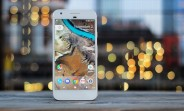You can try a Pixel Launcher with Android Go optimizations for low-end phones