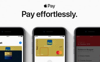 Apple Pay now live in Brazil