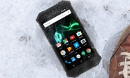 Archos unveils Saphir 50X rugged phone, it's only partially new
