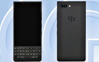 BlackBerry Key2 receives Wi-Fi and Bluetooth certifications