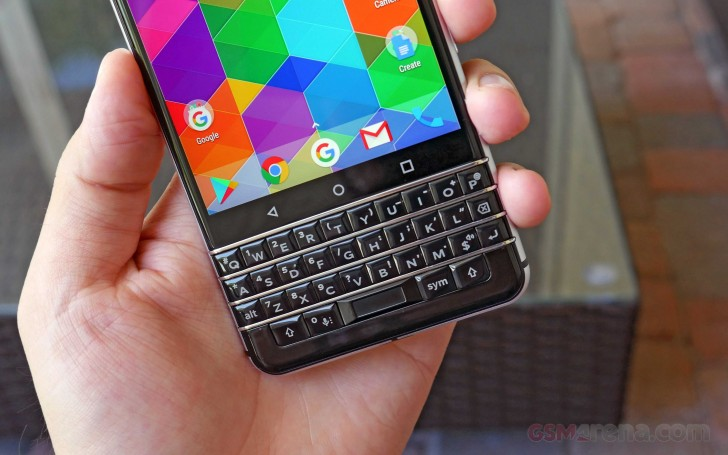BlackBerry Priv receives software update
