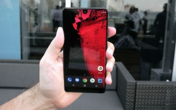 Essential Phone now officially available in the UK, France, Japan, and Canada
