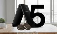 Samsung Galaxy A5 (2017) now receiving Oreo