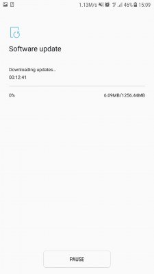 Android 8.0 Oreo update for the Samsung Galaxy A5 (2017)