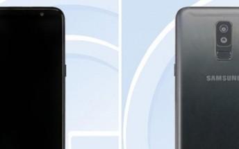 Samsung Galaxy A6+ TENAA listing reveals 6-inch display, 3,500mAh battery