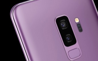 Galaxy S9 and S9+ use two different camera sensors: Sony and in-house