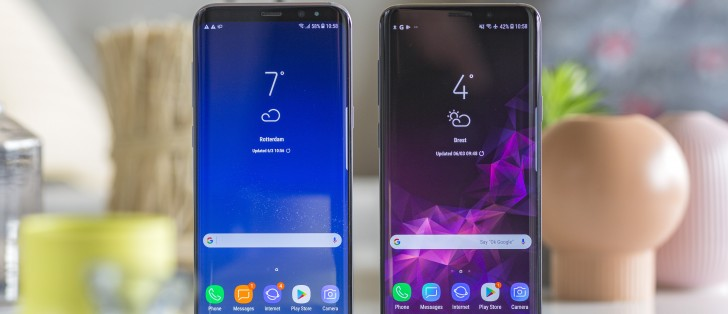 Samsung Galaxy S9/S9+ on T-Mobile getting new update