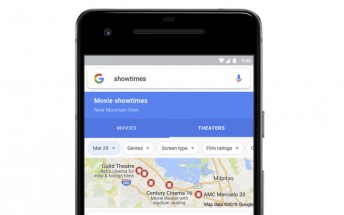 New Google Search update makes it easier to compare movies by ratings, timings, and location
