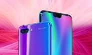 Watch the Honor 10 Global launch here