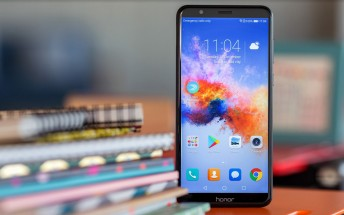 Honor 7X will officially get EMUI 8.0 in May