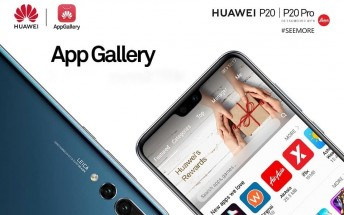 Huawei makes its own app store global