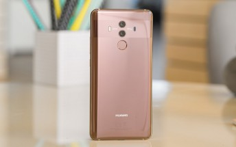 Android P test build for Huawei Mate 10 Pro leaks
