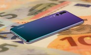 Huawei P20 Pro becomes the company's best-selling phone in Western Europe