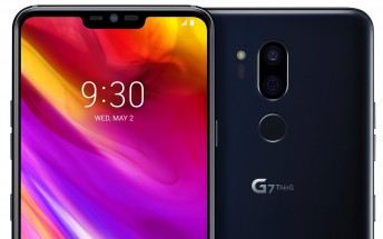 Black LG G7 ThinQ gets the leaked press render treatment too