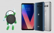 LG V30 finally gets Oreo in Italy, ThinQ AI features too