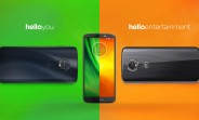 Here are the European prices for the Moto G6 and E5 families