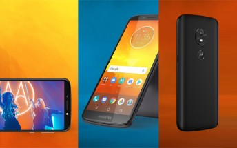 Moto E5 Plus has a 5,000 mAh battery, is joined by the Moto E5 and E5 Play