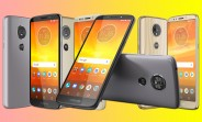 High-res  Moto E5, E5 Plus press images leave no side unseen