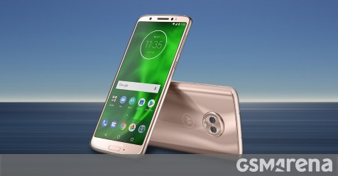 Moto G6, Play, and Plus unveiled with 18:9 screens, clean Oreo