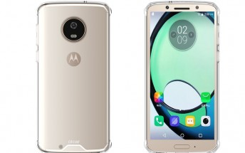 Moto G6 and G6 Plus leak inside cases and in real-life photos