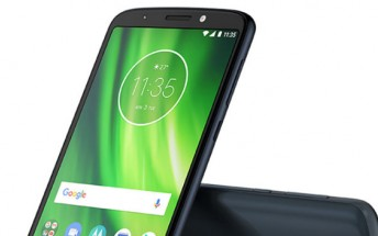 Motorola Moto G6 Play kernel source code released