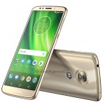 Moto G6 Play in Gold