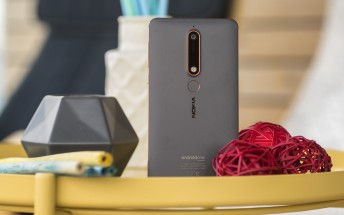 Nokia 6 (2018) starts its pre-orders in the US, ships on April 24