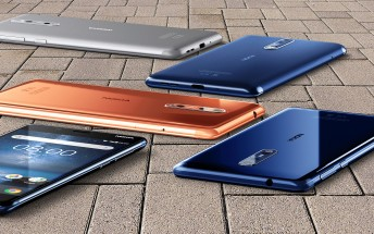 Nokia TA-1119 and TA-1087 get certified in Russia