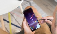Dual SIM Samsung Galaxy Note8 drops to $600