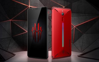 First flash sale of nubia Red Magic ends in seconds
