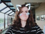 Sticker selfie - f/2.0, ISO 191, 1/100s - Oppo F7