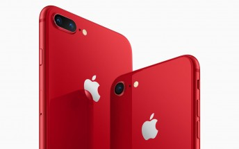 Apple announces iPhone 8 and iPhone 8 Plus Product Red Special Edition, goes on sale April 13