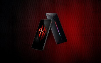 nubia Red Magic's international launch is an IndieGoGo campaign
