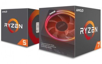 AMD announced 2nd generation Ryzen desktop processors