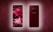 Samsung India releases Galaxy S8 in Burgundy Red