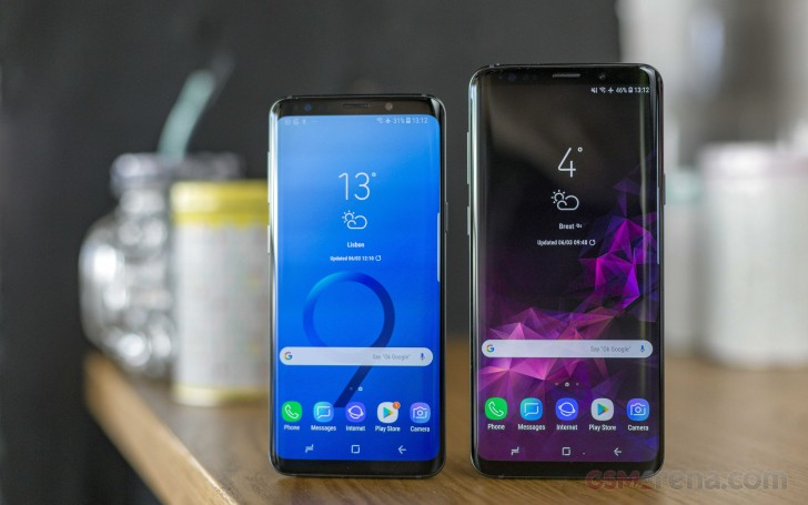 Canalys: Samsung ships 8 million Galaxy S9 phones in one month