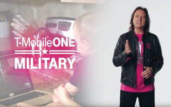 T-Mobile announces ONE Military plans for veterans and active duty