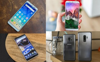 Top 15 fan favorite phones of Q1